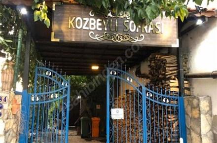 Kozbeyli Sofrası / Foça / İZMİR
