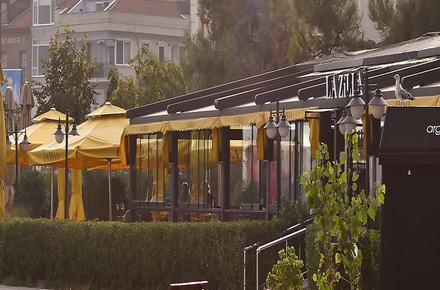 Lazilla Cafe & Restaurant / Bakırköy / İSTANBUL