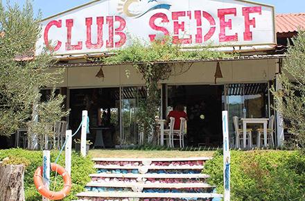 Sedef Club / Cunda /AYVALIK