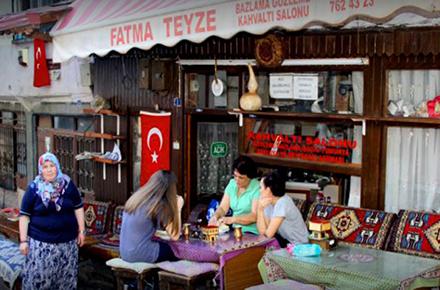 Fatma Teyzenin Yeri Gözleme / Beypazarı / ANKARA