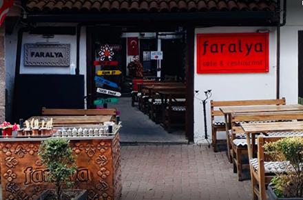 Faralya Cafe / Altındağ / ANKARA